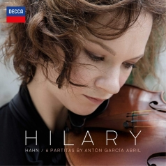 Hilary Hahn (Хилари Хан): Abril: 6 Partitas For Violin Solo