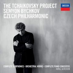 Semyon Bychkov (Семён Бычков): Tchaikovsky: Complete Symphonies and Piano Concertos