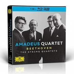 Amadeus Quartet (Амадеус-Квартет): Beethoven: The String Quartets