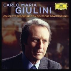 Carlo Maria Giulini (Карло Мария Джулини): Complete Recordings on Deutsche Grammophon & Decca