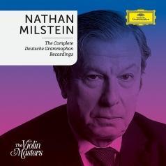 Nathan Milstein (Натан Мильштейн): Complete Deutsche Grammophon Recording