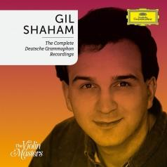 Gil Shaham (Гил Шахам): Complete Deutsche Grammophon Recordings