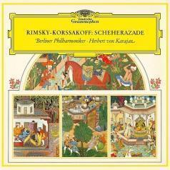 Herbert von Karajan (Герберт фон Караян): Rimsky-Korsakov: Scheherazade
