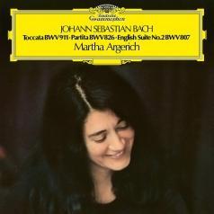 Martha Argerich (Марта Аргерих): Bach: Toccata c-moll / Partita Nr. 2 / Englische Suite