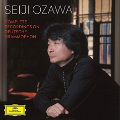 Seiji Ozawa (Сэйдзи Одзава): The Complete Deutsche Grammohpon Recordings: Set