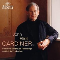 John Eliot Gardiner (Джон Элиот Гардинер): Gardiner: Complete Beethoven