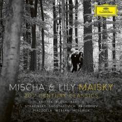 Mischa & Lily Maisky: 20th Century Classics