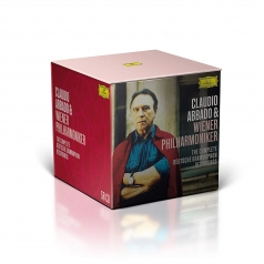 Claudio Abbado (Клаудио Аббадо): The Complete Deutsche Grammophon Recordings