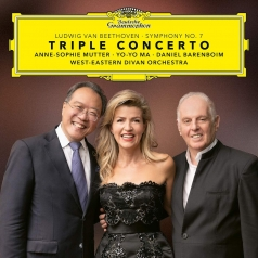 "Anne-Sophie ""Mutter: Beethoven: Triple Concerto & Symphony No. 7"