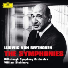 William Steinberg (Уильям Стайнберг): Ludwig van Beethoven: The Symphonies