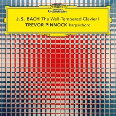 Trevor Pinnock (Тревор Пиннок): Bach: The Well-Tempered Clavier, Book 1, BWV 846-869