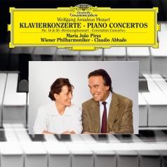Maria Joao Pires (Мария Жуан Пиреш): Mozart: Piano Concertos Nos. 14 & 26