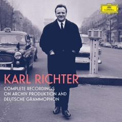 Karl Richter (Карл Рихтер): The Complete Archiv Produktion & DG Recordings