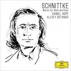 Daniel Hope (Дэниэл Хоуп): Schnittke: Works for Violin and Piano