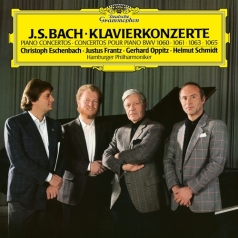 Hamburg State Philharmonic Orchestra: Bach: Piano Concertos BWV 1060/1061/1063/1065