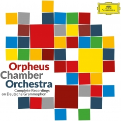 Orpheus Chamber Orchestra: The Complete Recordings on DG