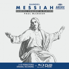 Gabrieli Players: Handel: Messiah, HWV56