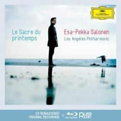 Esa-Pekka Salonen (Эса-Пекка Салонен ): Stravinsky: Le Sacre du Printemps; Bartók: Miraculous Mandarin Suite; Mussorgsky: Night on Bald Mountain