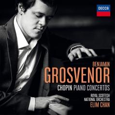 Benjamin Grosvenor (Бенджамин Гросвенор): Chopin Piano Concertos