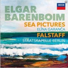 Elena Garanca: Elgar: Sea Pictures. Falstaff