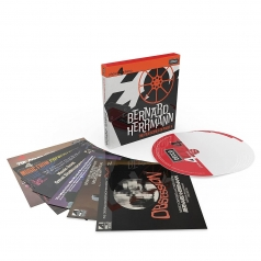 Bernard Herrmann (Бернард Херрманн): The Film Scores of Bernard Herrmann
