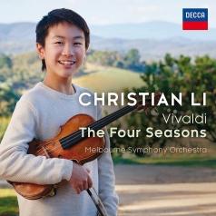 Christian Li: Vivaldi: The Four Seasons