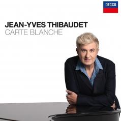 Jean-Yves Thibaudet (ЖанИвТибоде): Carte Blanche