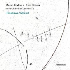 Momo Kodama: Hosokawa/Mozart