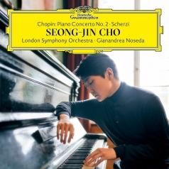 Seong-Jin Cho (СенгЧжинЧо): Chopin: Piano Concerto No. 2; Scherzi