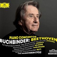 Rudolf Buchbinder (Рудольф Бухбиндер): Beethoven: Complete Piano Concertos