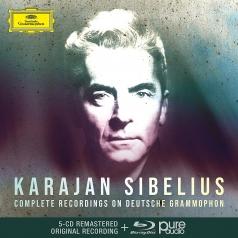 Herbert von Karajan (Герберт фон Караян): Complete Sibelius Recordings on DG