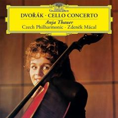 Anja Thauer: Dvorák: Cello Concerto in B-Minor, Op. 104