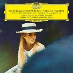 Géza Anda Anda: Mozart: Piano Concertos Nos. 17 & 21