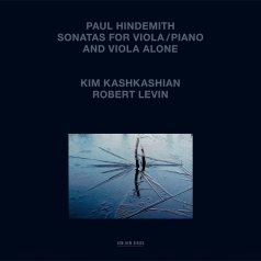 Paul Hindemith: Sonatas For Viola And Piano And Viola Alone