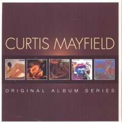 Curtis Mayfield (Кёртис Мэйфилд): Original Album Series