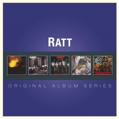 Ratt: Original Album Series