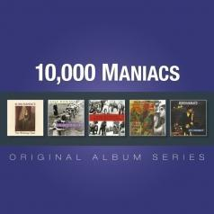 10 000 Maniacs (10,000 маникалс): Original Album Series