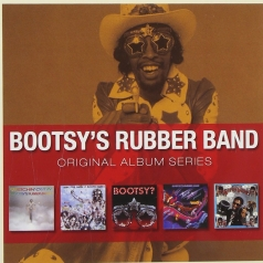 Bootsy'S Rubber Band (Бутси Рубби Бенд): Original Album Series