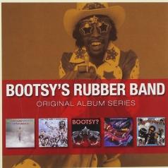 Bootsy'S Rubber Band: Original Album Series