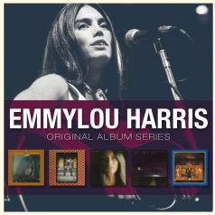 Emmylou Harris (Харрис Эммилу): Original Album Series