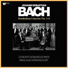 Nikolaus Harnoncourt (Николаус Арнонкур): Bach: Brandenburg Concertos Nos. 1 - 6