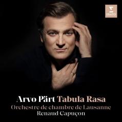 Renaud Capucon (Рено Капюсон): Paert: Tabula Rasa