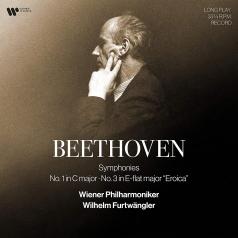 Wilhelm Furtwängler (Вильгельм Фуртвенглер): Beethoven: Symphonies Nos. 1 & 3 'Eroica'
