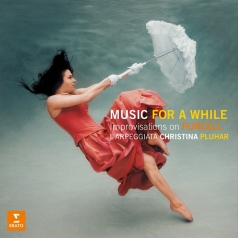 Christina Pluhar (Кристина Плюхар): Music For A While - Improvisations On Purcell