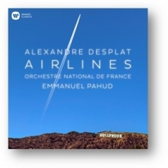 Emmanuel Pahud (Эммануэль Паю): Alexandre Desplat: Airlines