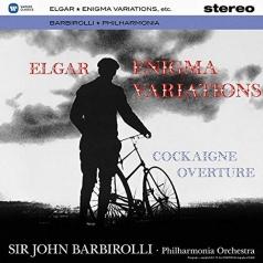 Sir John Barbirolli (Джон Барбиролли): Elgar: Enigma Variations, 'Cockaigne' Overture