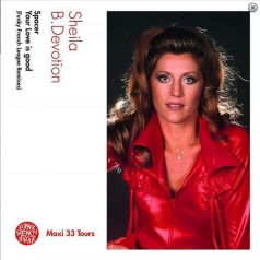 Sheila: Spacer / Your Love Is Good (Funky French League Remixes)