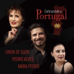 Linda De Suza (Линда де Суза): Carte Postale Du Portugal