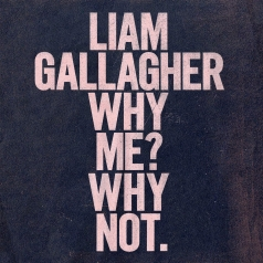 Liam Gallagher (Лиам Галлахер): Why Me? Why Not.