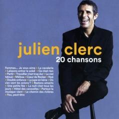 Julien Clerc (Жюльен Клерк): 20 Chansons